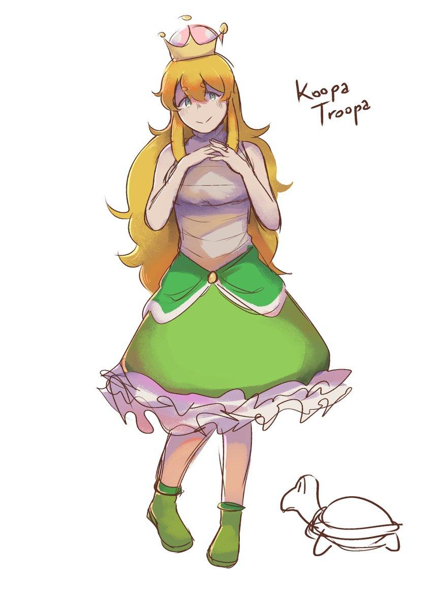 Koopa Troopa Girl