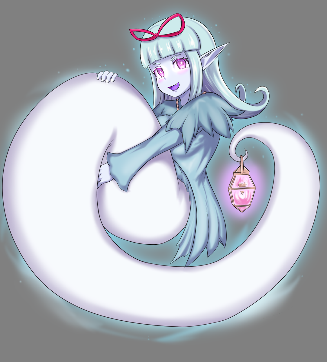 Ghost Girl  Monster Girls  Know Your Meme