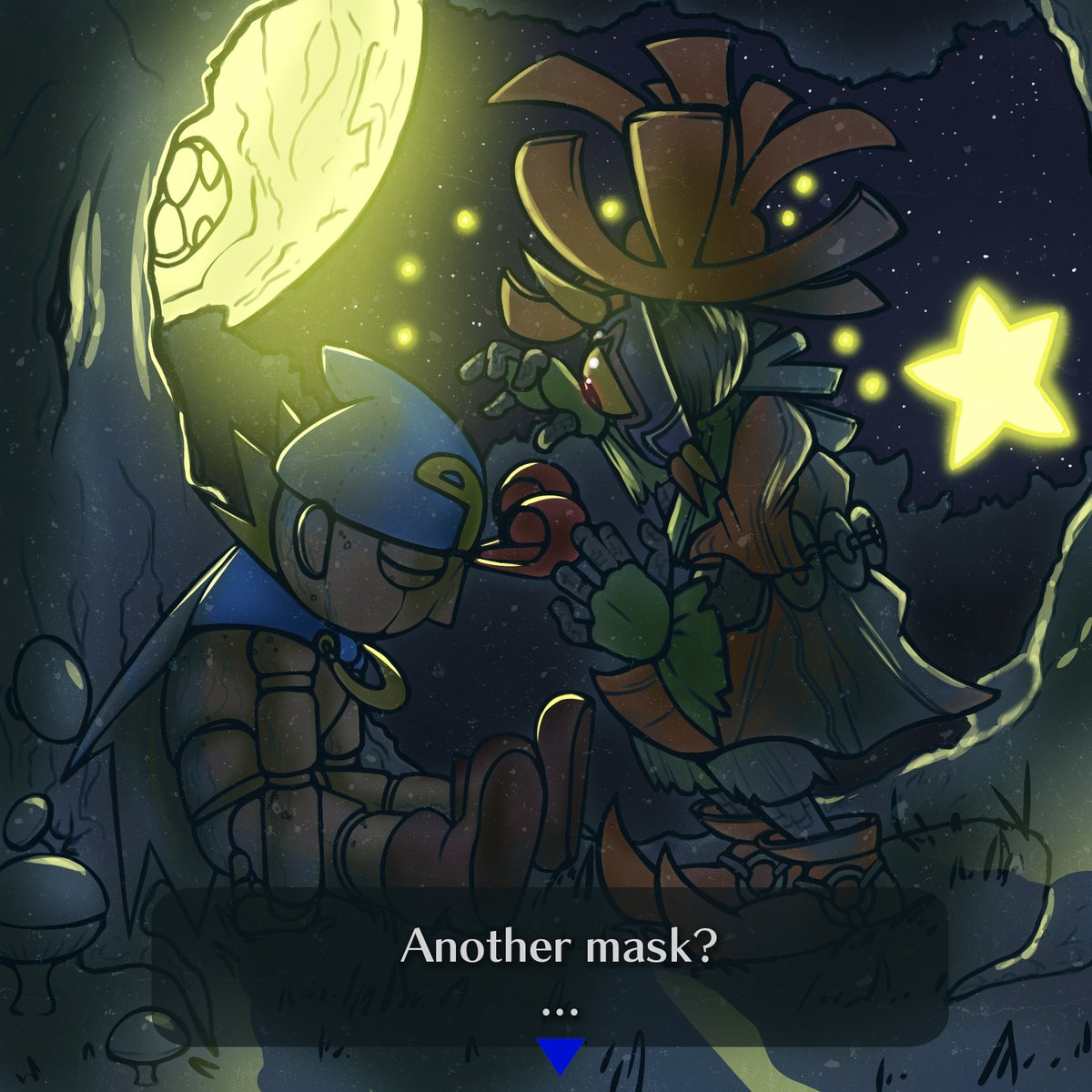 0 Another Mask Fictional Character Cartoon Art Mythical Creature Computer Wallpaper