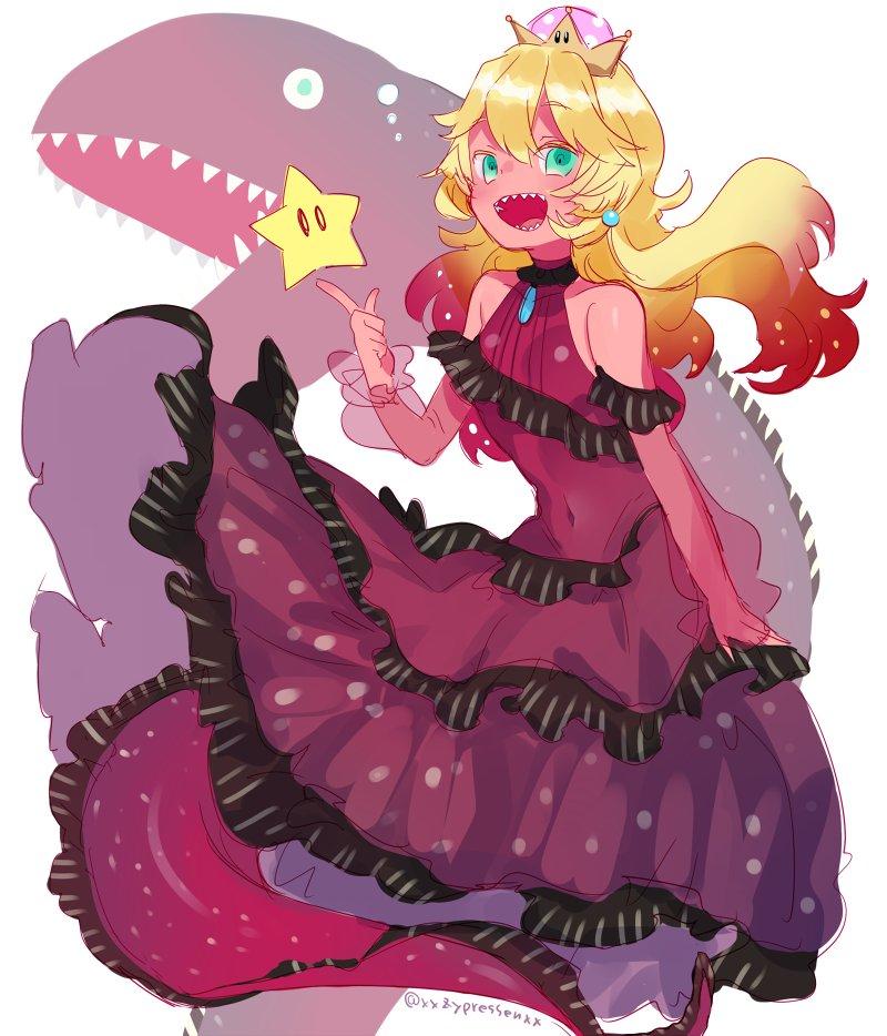 Princess Trauma From Super Mario 64 By Xxzypressenxx Peachette