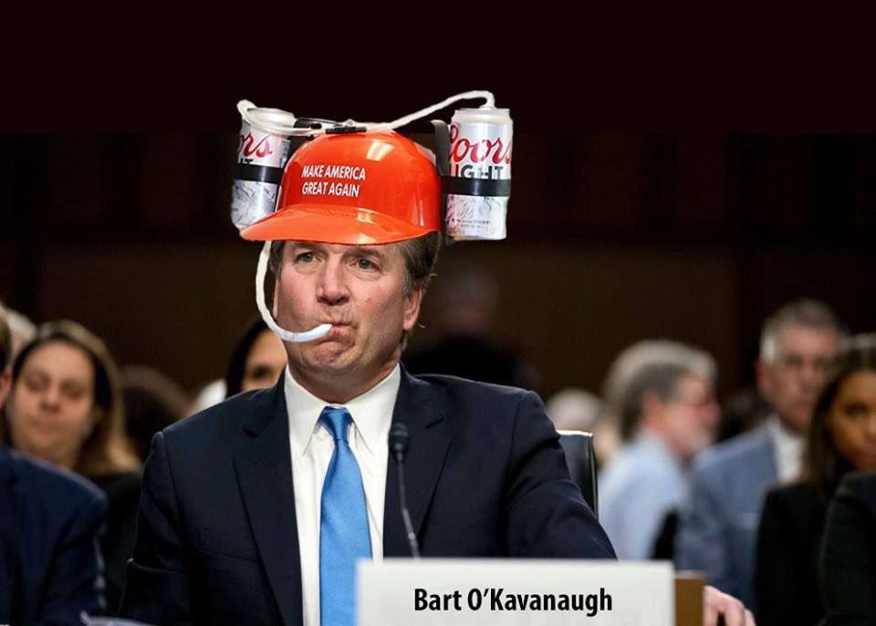 Brett Kavanaugh Supreme Court Nomination - Bart o  Kavanaugh 51a89a1c3ea