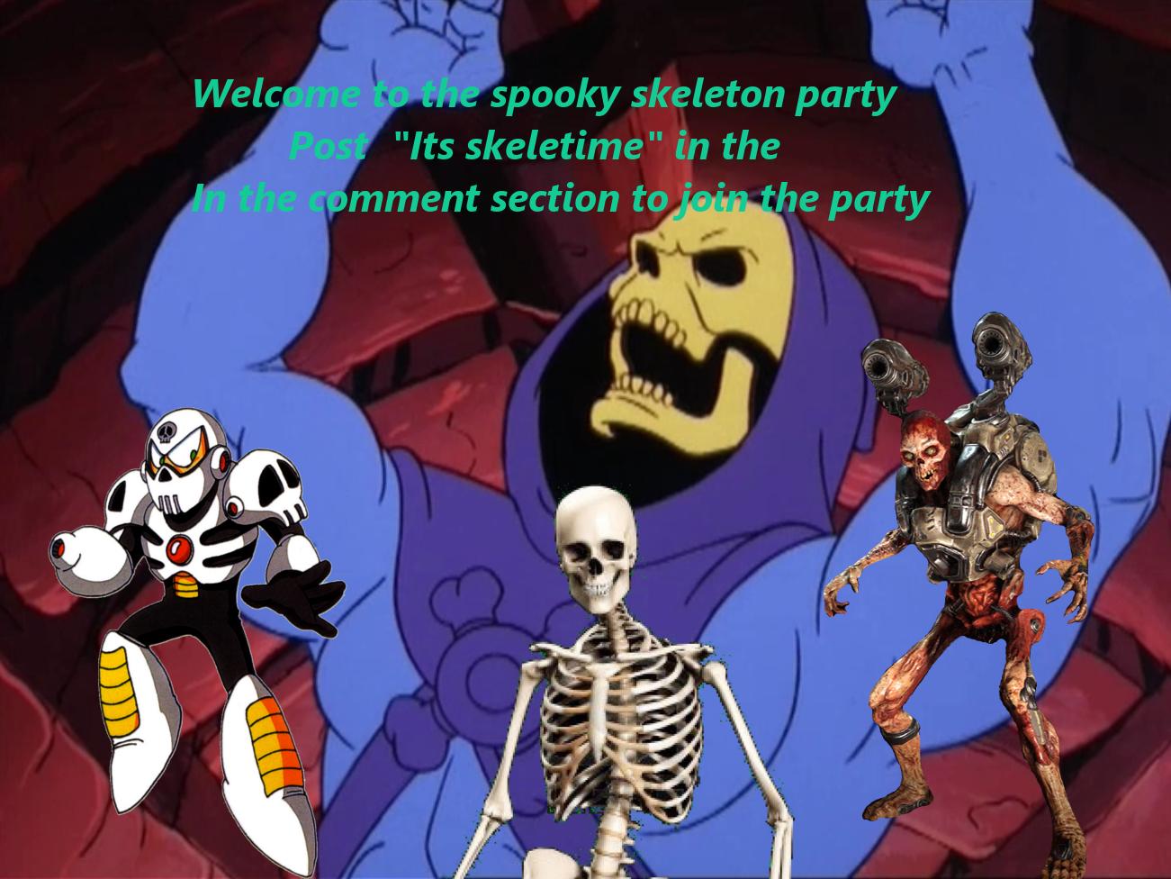 Gif Exit Skeleton Yes Skeletor Meme Wwwmiifotoscom