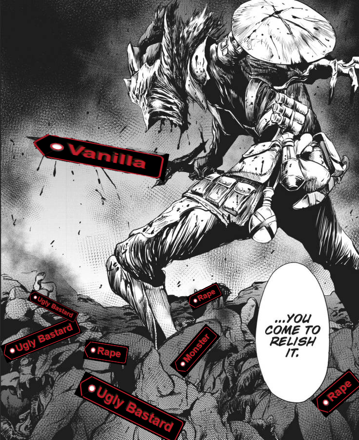 This remarkable what is vanilla hentai