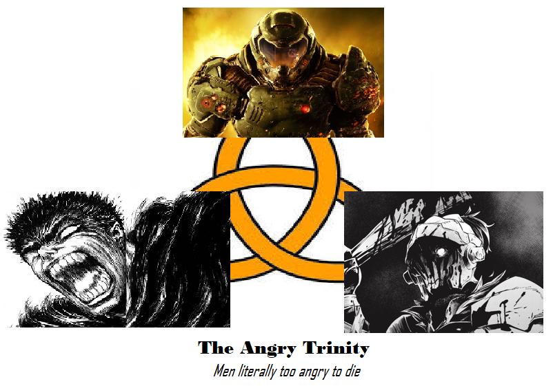goblin slayer doom slayer memes