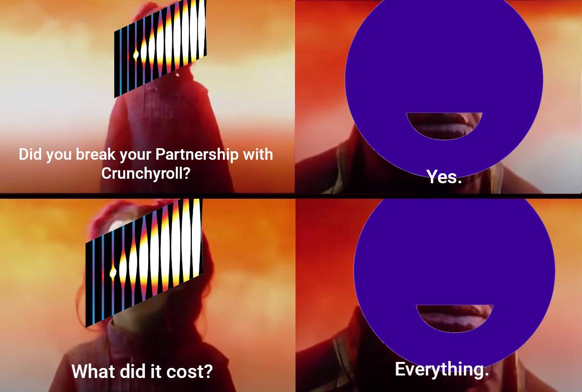 Crunchyroll x Funimation Breakup in a nutshell | What Did It