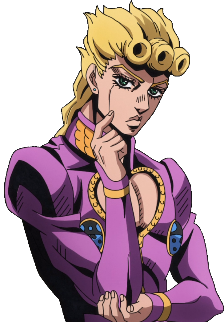 Pensiero Jojos Bizarre Adventure Know Your Meme