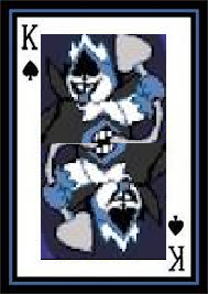 King Of Spades Deltarune Know Your Meme