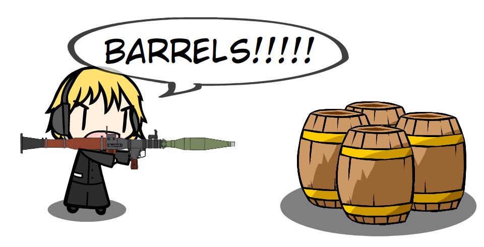 barrels pewdiepie
