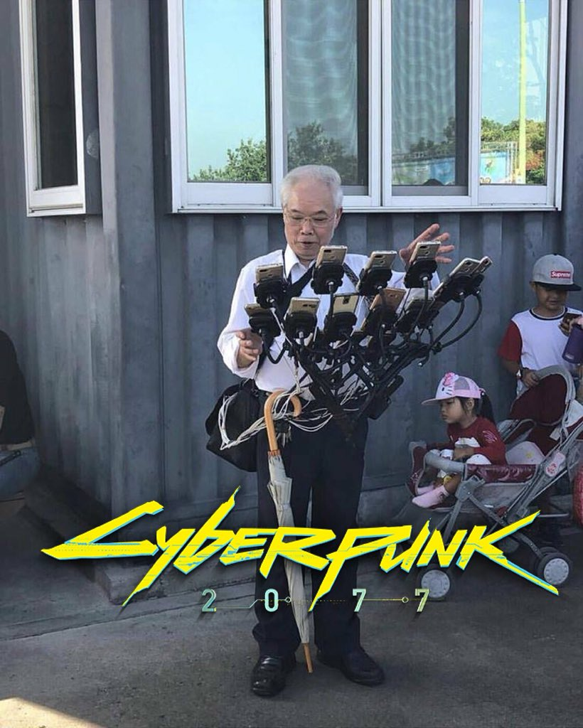 Cyberpunk2077 | Chen San-yuan's Pokemon GO Setups | Know Your Meme