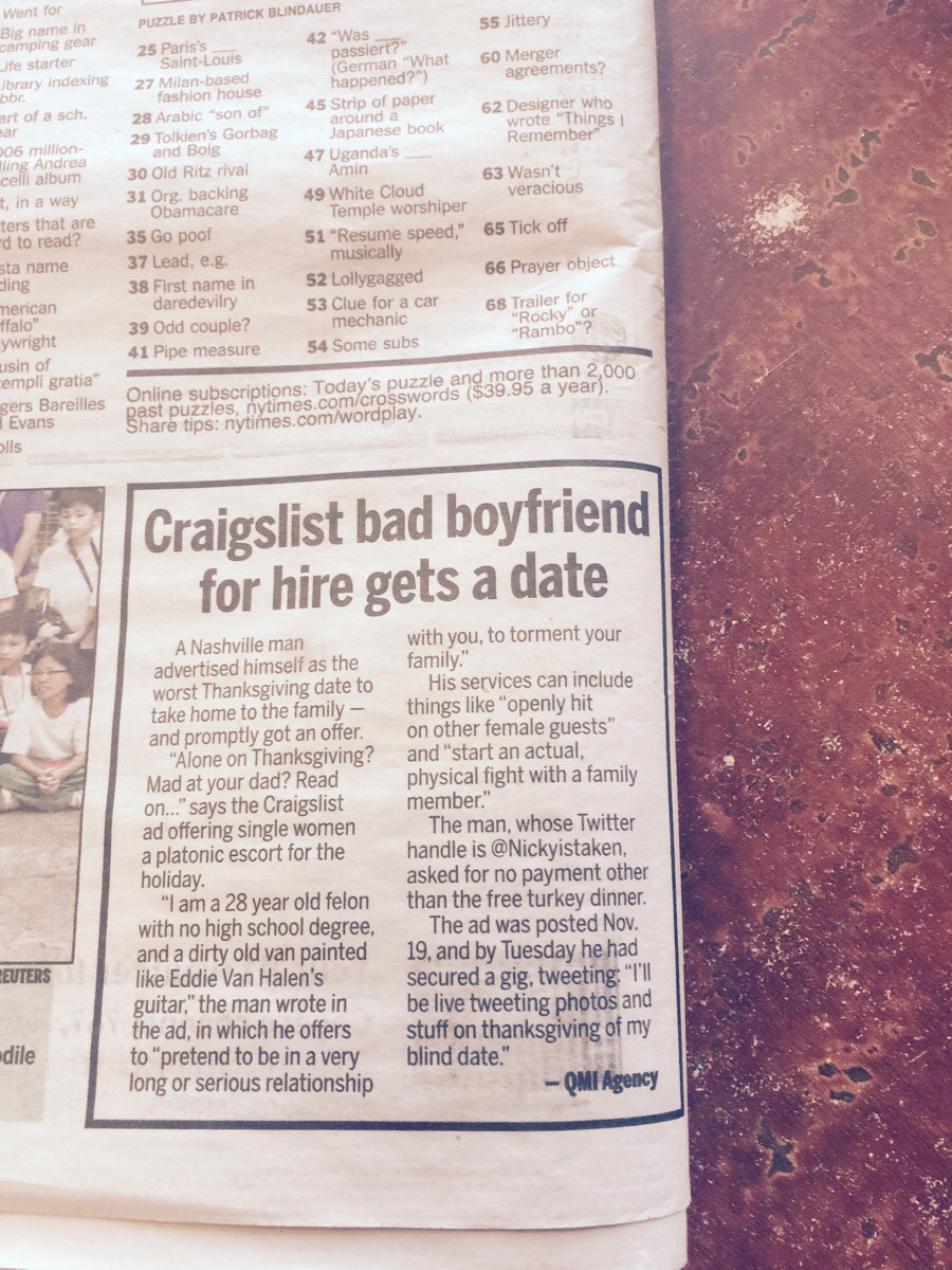 Craigslist St Louis dating Dating qualcuno che è amico con la loro ex moglie