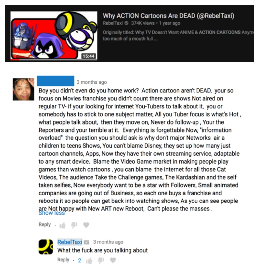 887f7352c1 Why ACTION Cartoons Are DEAD (@RebelTaxi) RebelTai 374K views 1 year ago  Originally