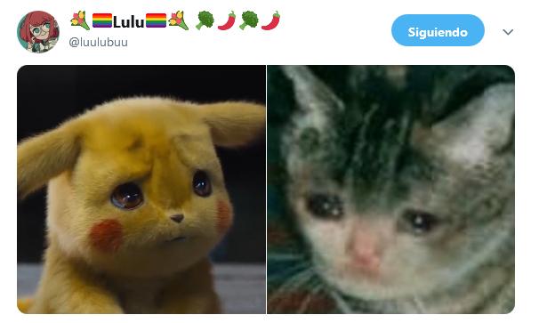 Sad Chu Detective Pikachu Know Your Meme