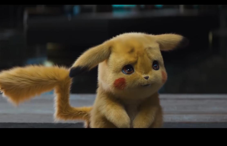 Sad Pikachu Detective Pikachu Know Your Meme