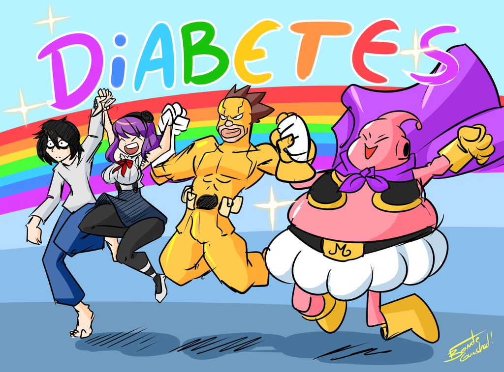 The Diabetes Club Crossover Know Your Meme