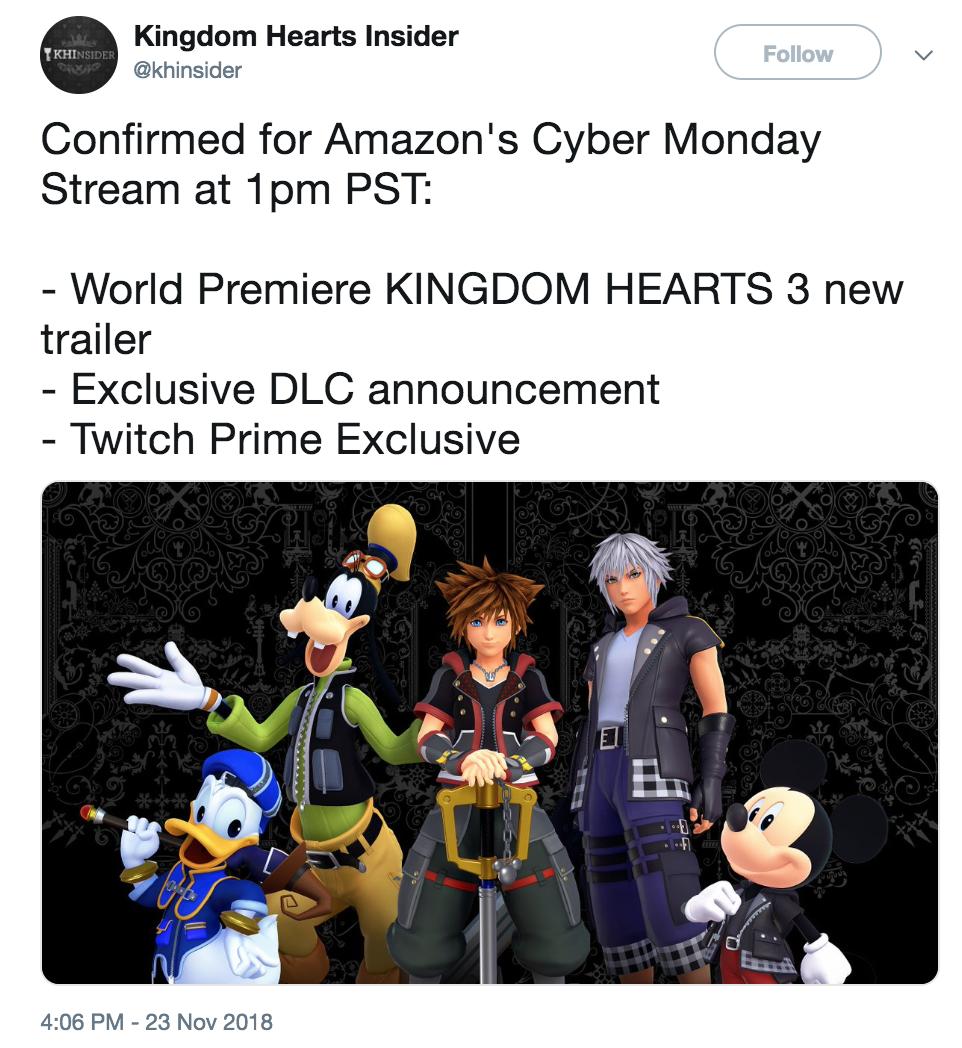 KH Insider   Kingdom Hearts III   Know Your Meme
