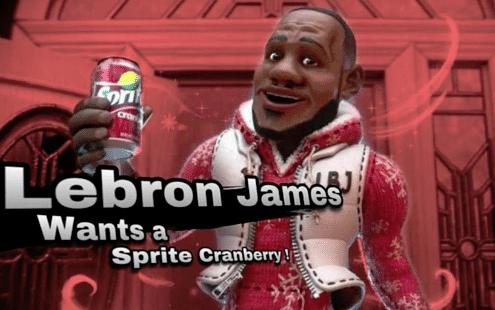 Wanna Sprite Cranberry Meme Original