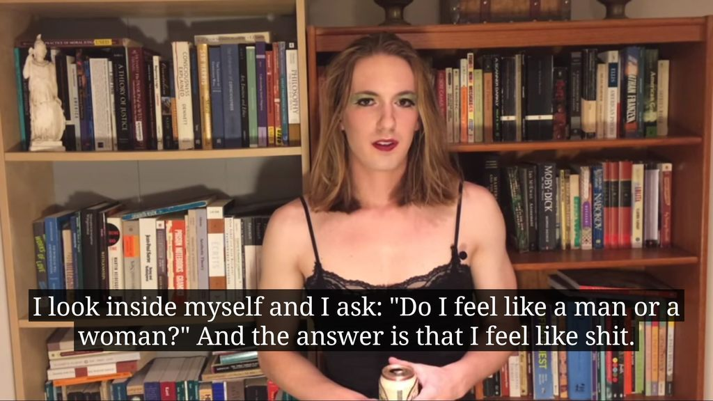 Image result for contrapoints meme