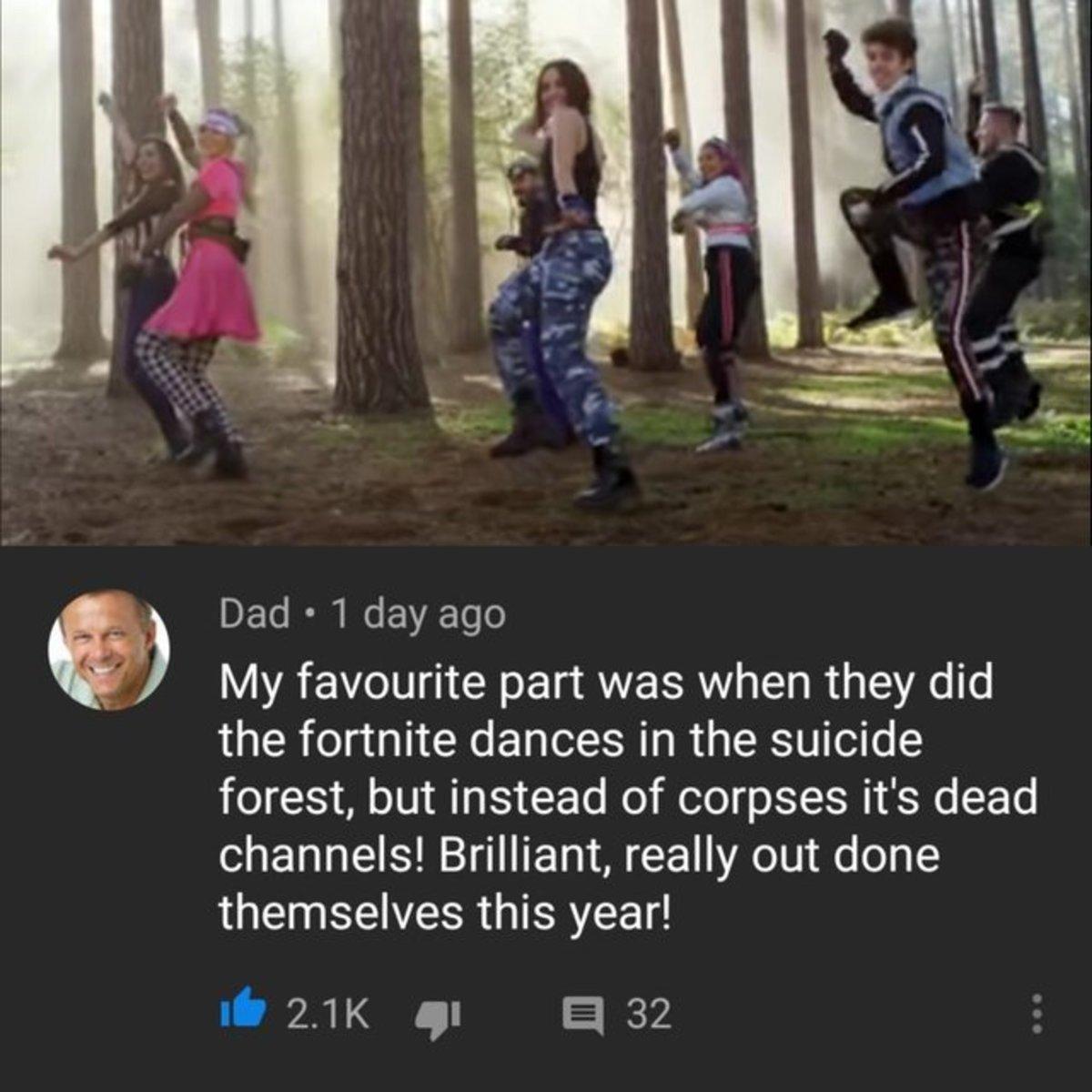 youtube fortnite dances