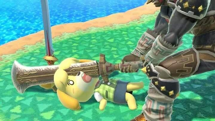 Ganondorf Kills Puppies In His Free Time Cause He S Evil