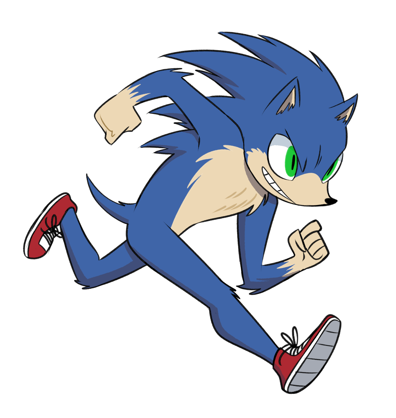 An Interpretation Of Movie Sonic Sonic The Hedgehog Know Your