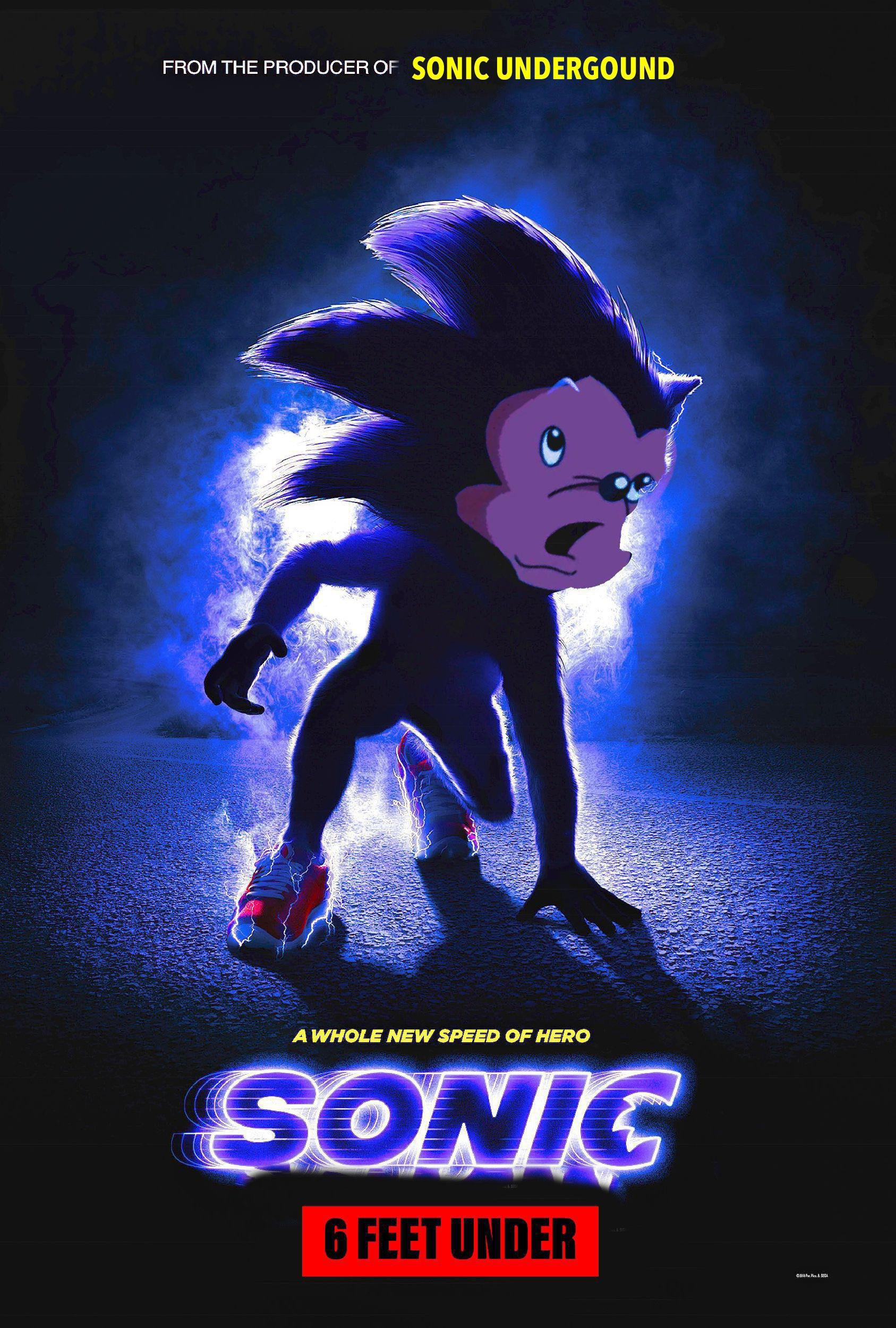 Not sure of this has been down yet | Sonic the Hedgehog ...
