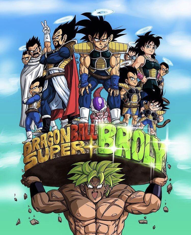 Dragon Ball Super Broly Dragon Ball Know Your Meme