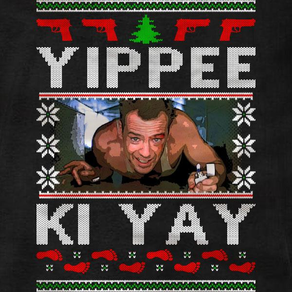 Die Hard Christmas Sweater Is Die Hard A Christmas Movie Know Your Meme See more ideas about christmas memes, christmas humor, christmas memes funny. die hard christmas sweater is die