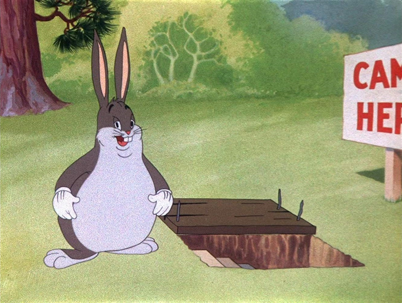 Wabbit Twouble Big Chungus Know Your Meme