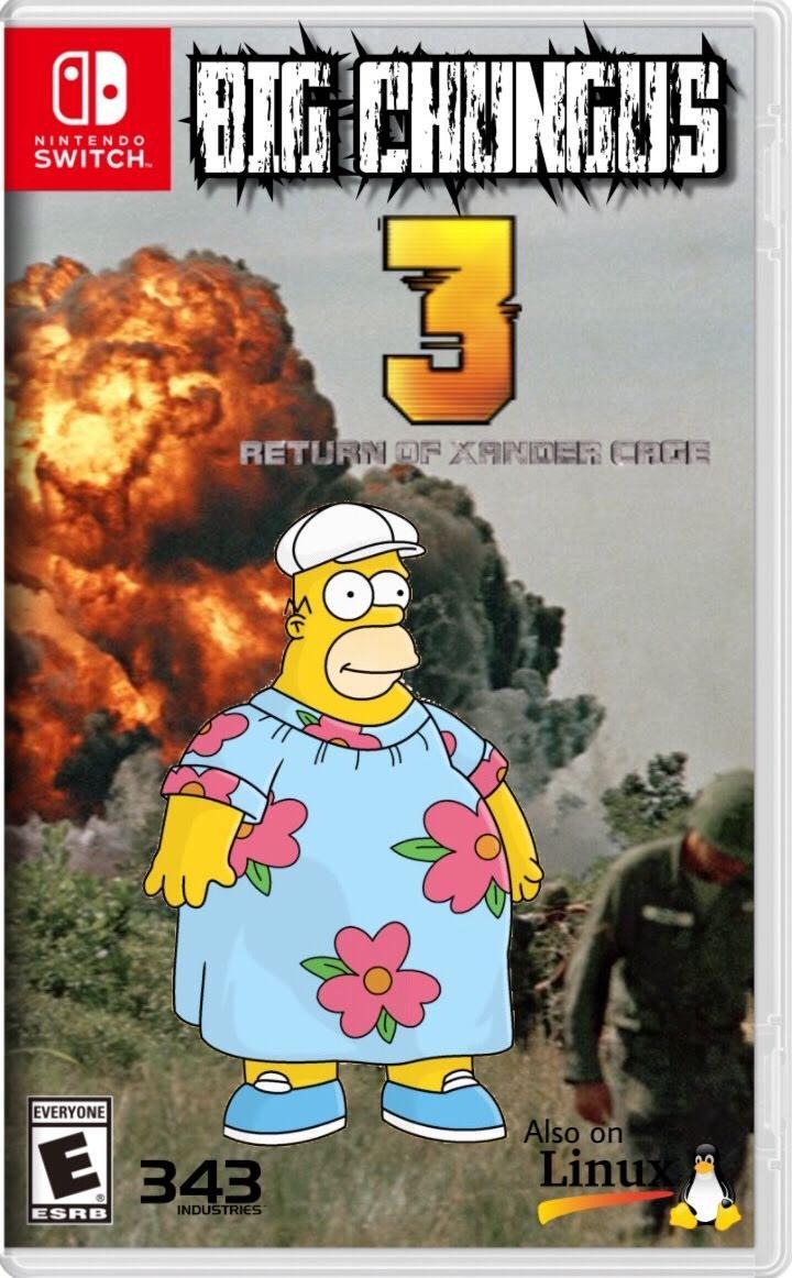 Big Chungus 3 Big Chungus Know Your Meme