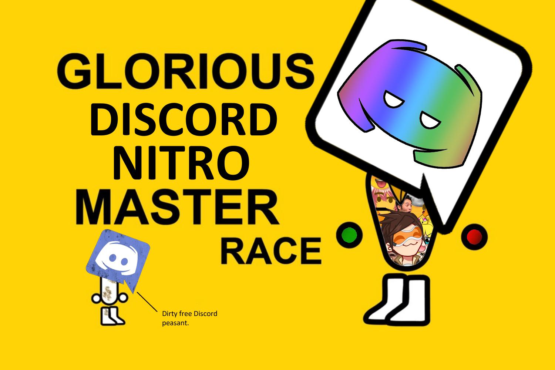 discord nitro free