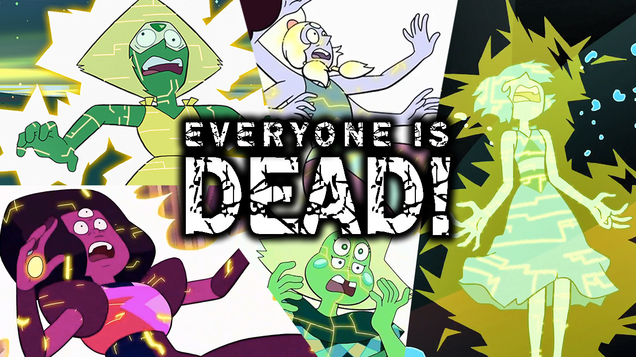 Yellow Diamond Kills the Marvel Universe | Steven Universe