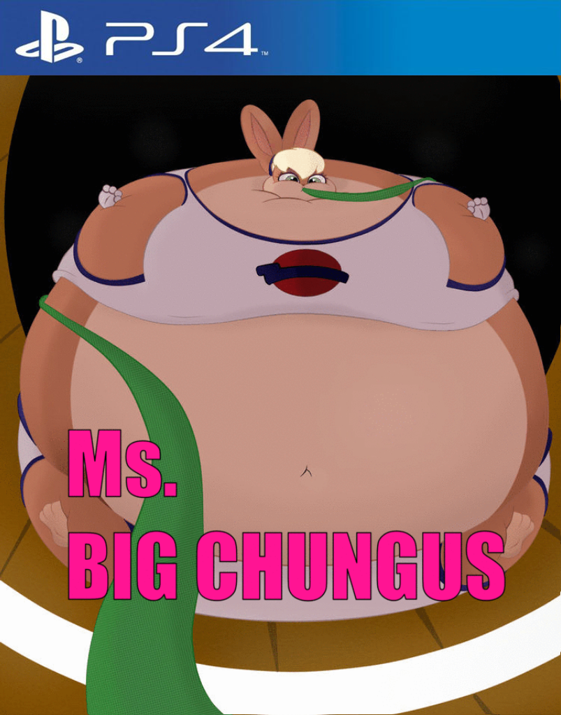 It Was Bound To Happen Eventually Big Chungus Know Your Meme
