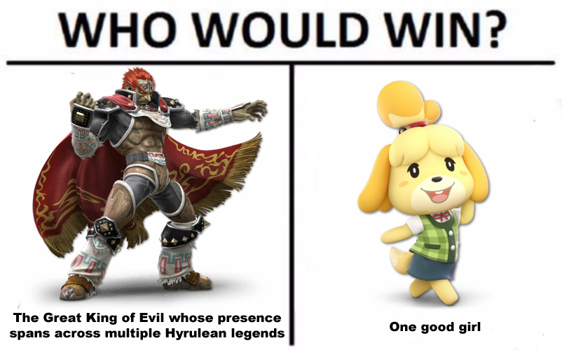 Great King Of Evil Vs One Good Girl Super Smash Brothers