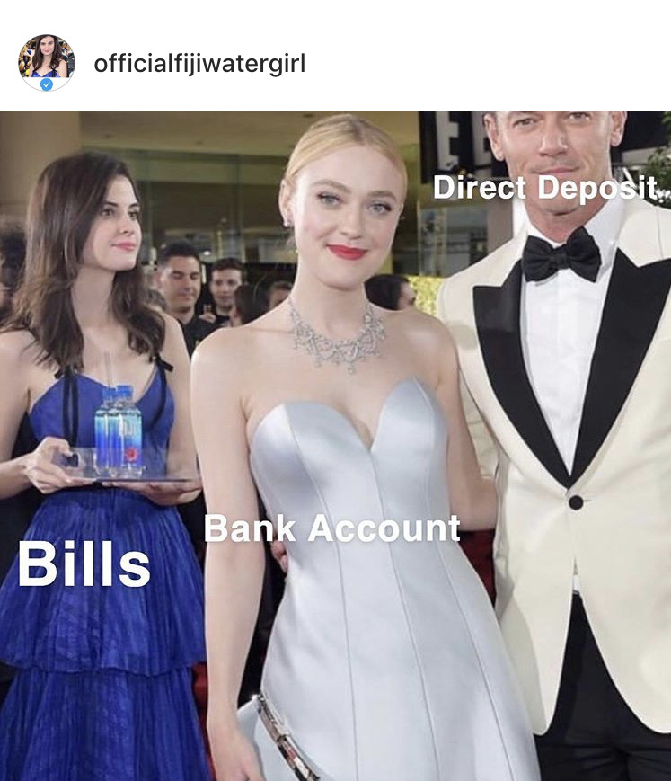 Object Labeling Fiji Water Girl Know Your Meme