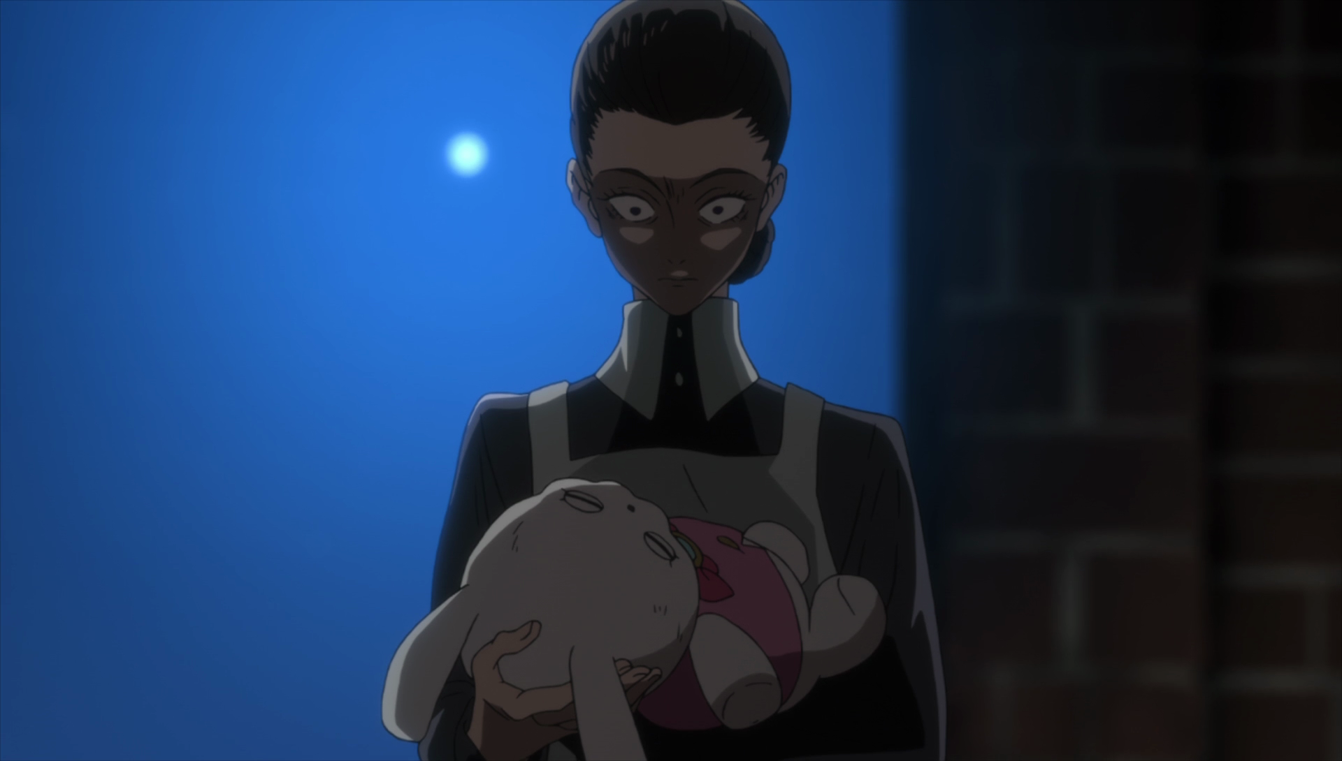 Image result for promised neverland mama gif
