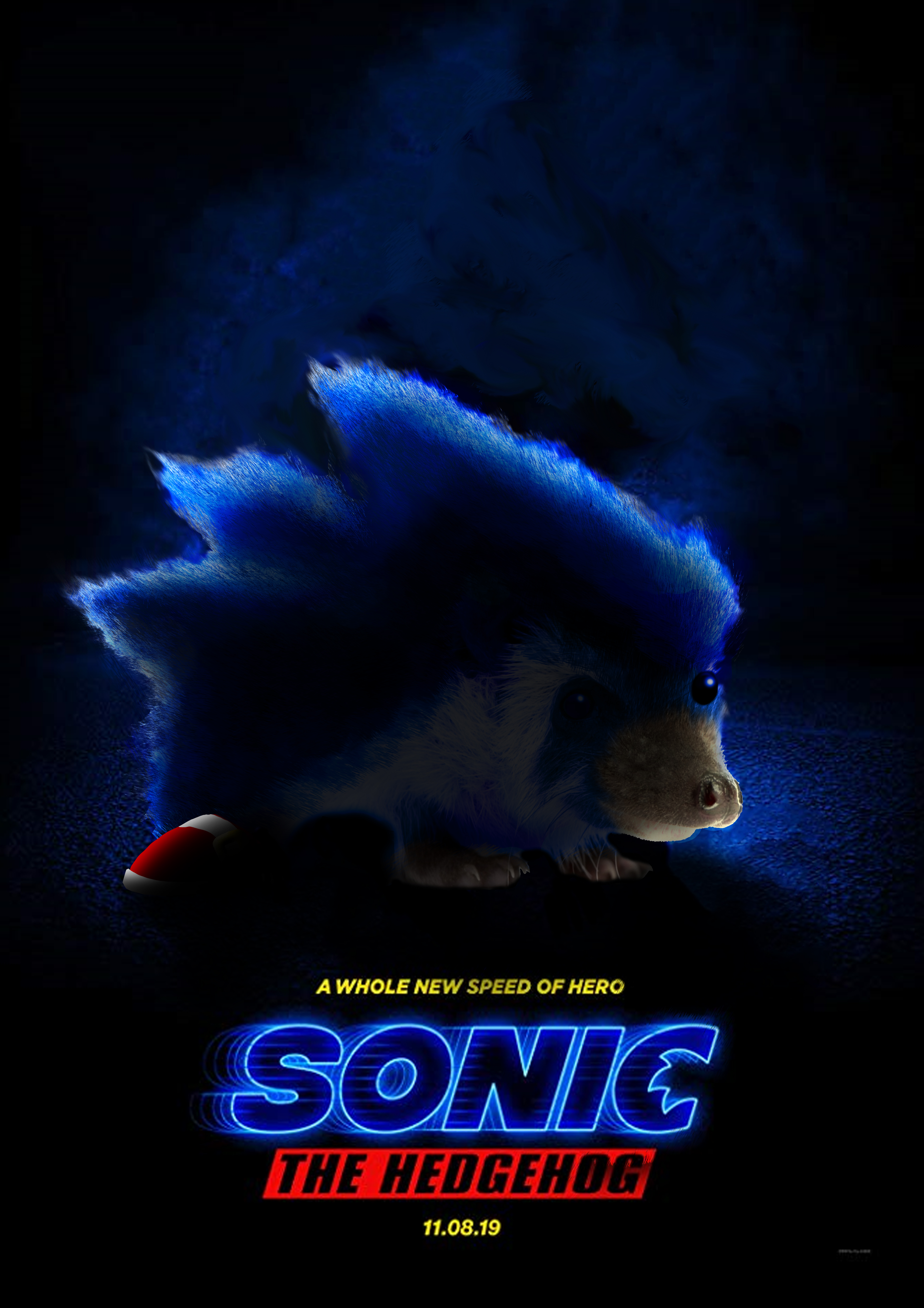Upcoming Sonic Movie Looks Promising Sonic The Hedgehog Movie