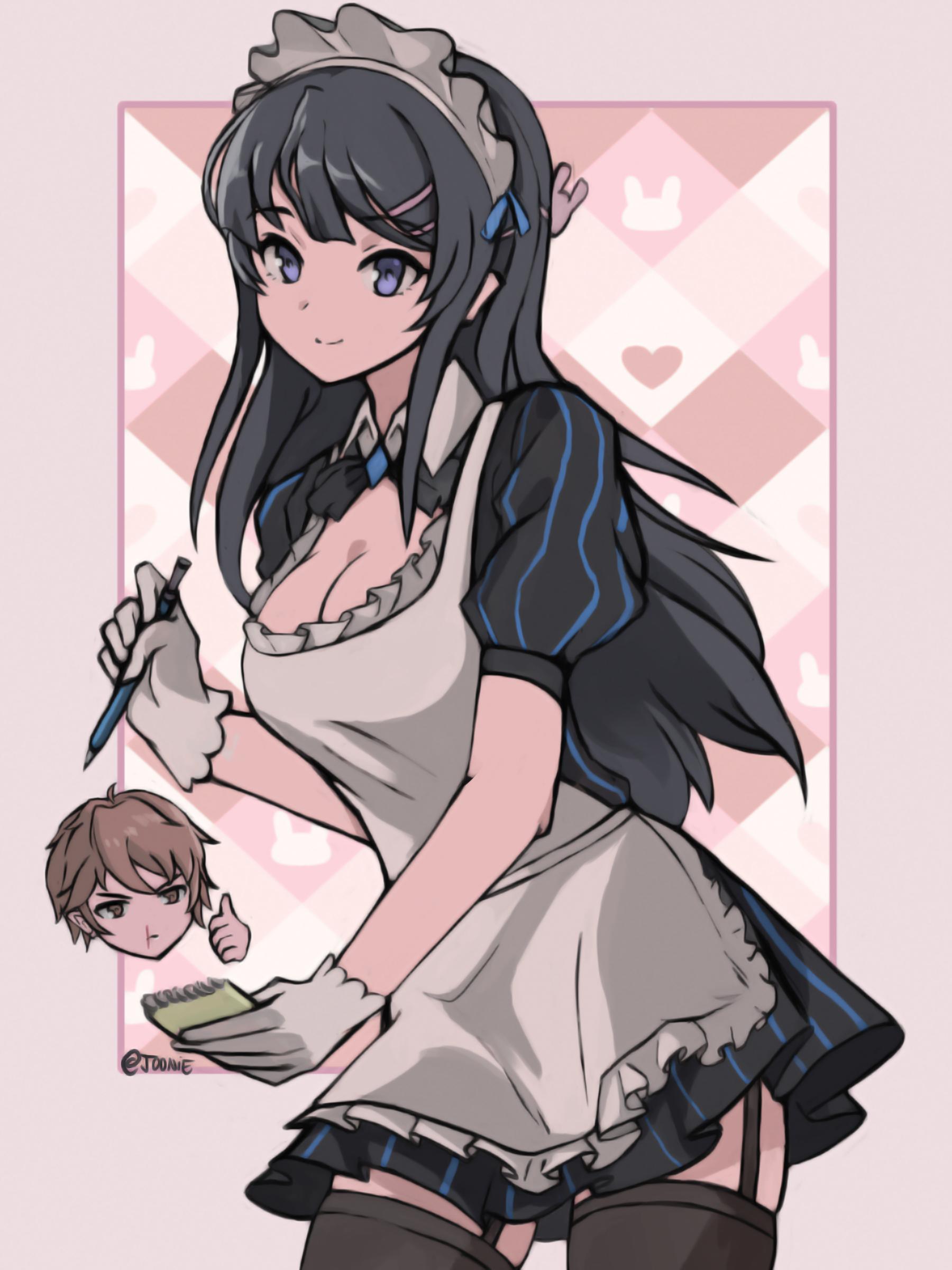 Mai-do  Rascal Does Not Dream of Bunny Girl Senpai  Know Your Meme