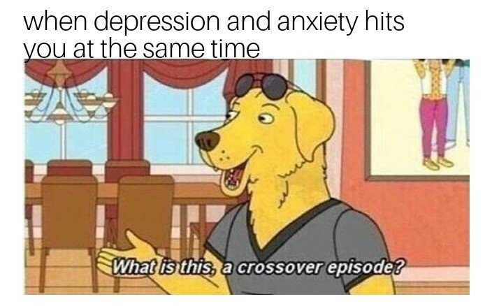 2meirl4meirl What Is This A Crossover Episode Know Your Meme