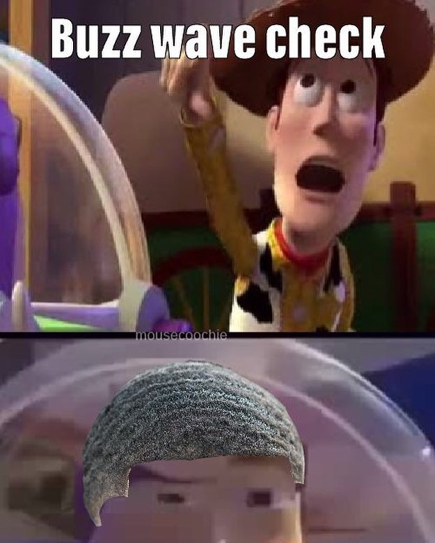Buzz Looking Gucci Waves Hairstyle Photoshops Know Your Meme