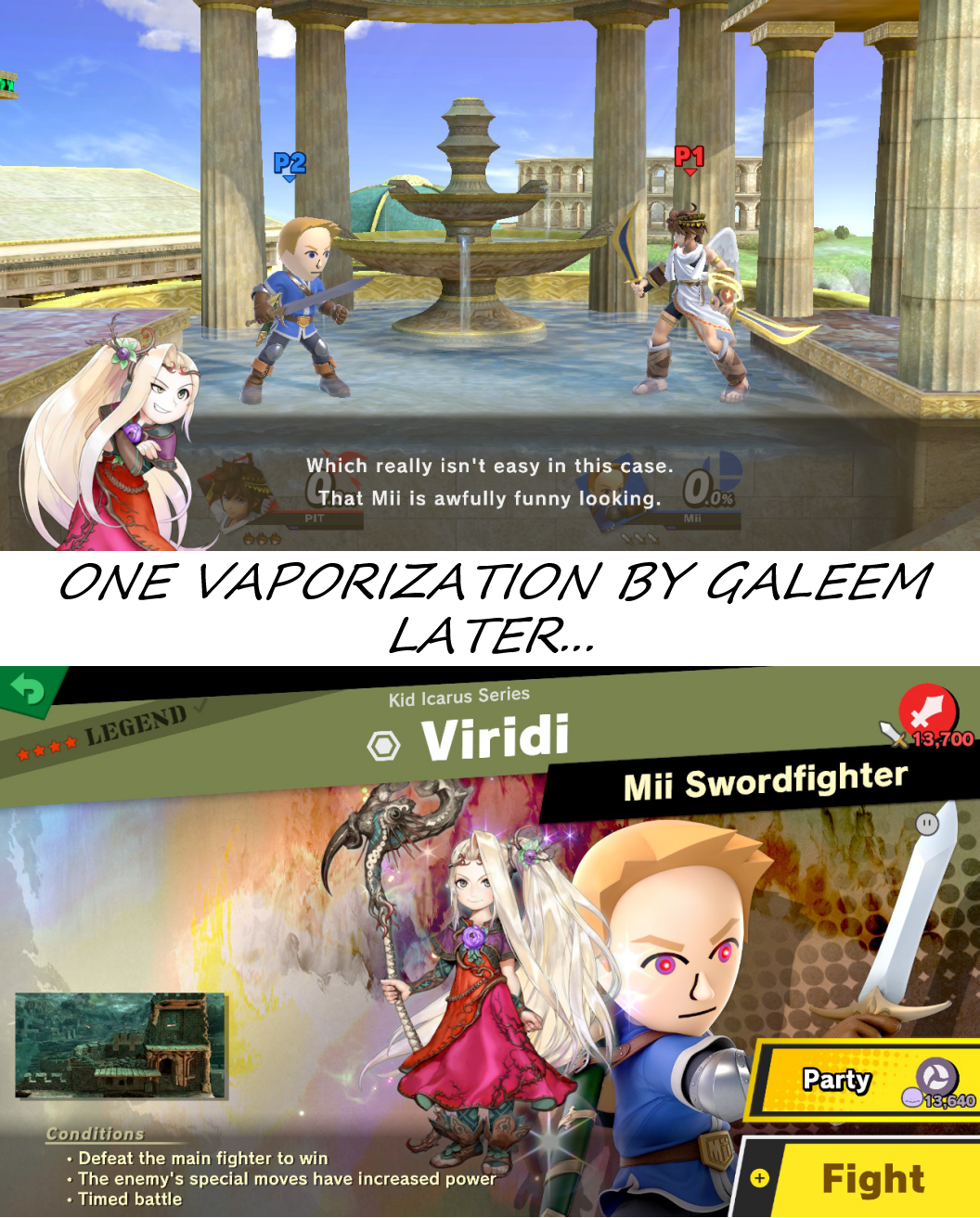 When Irony Hits You Hard Super Smash Brothers Ultimate Know