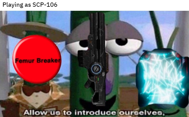 Greenbelt Bowl ⁓ Try These Scp 106 Femur Breaker