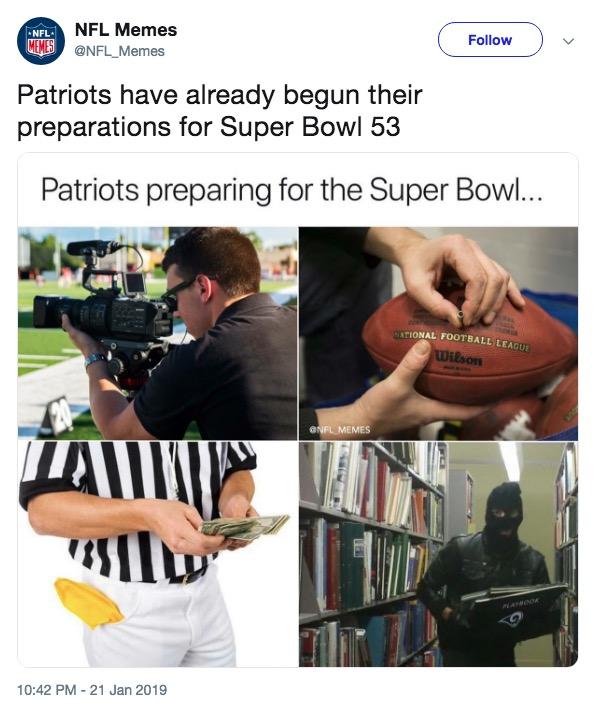 Deflate Gate Super Bowl Liii Know Your Meme