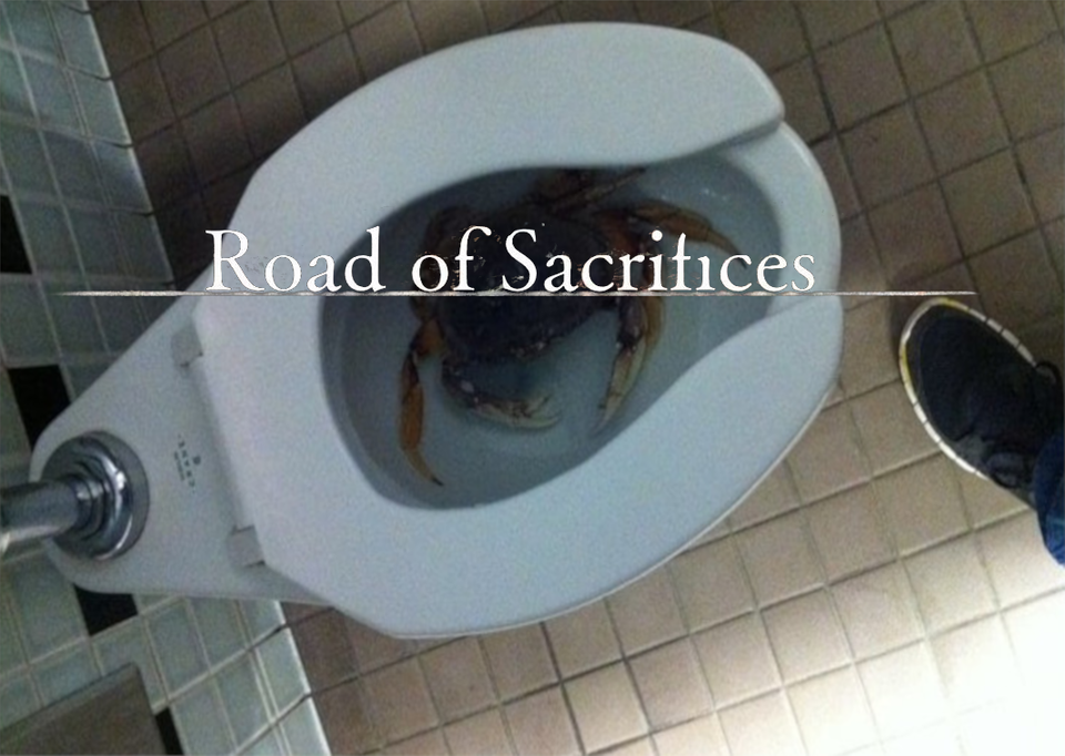 Groovy Road Of Sacrifices Toilet Dark Souls Levels Know Your Meme Lamtechconsult Wood Chair Design Ideas Lamtechconsultcom