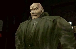 T 00 In Resident Evil 2 1998 Mr X Know Your Meme