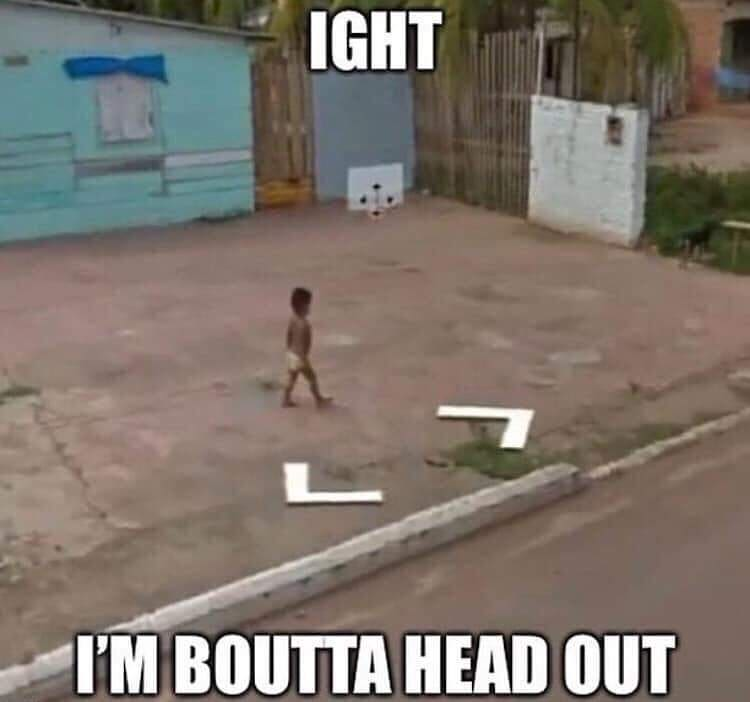 Download Aight Bro Imma Head Out Meme | PNG & GIF BASE