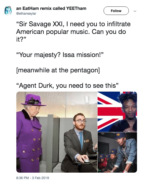 issa mission 21 savage know your meme issa mission 21 savage know your meme