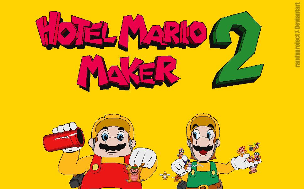 Hotel Mario Maker 2   Hotel Mario   Know Your Meme