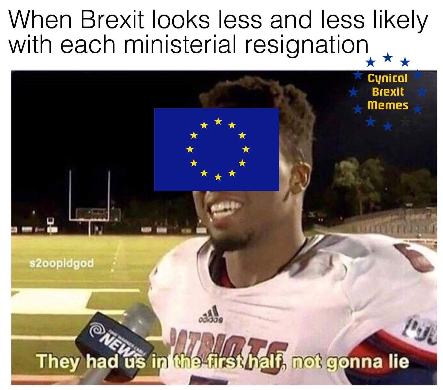 Cynical Brexit | They Had Us In the First Half | Know Your Meme