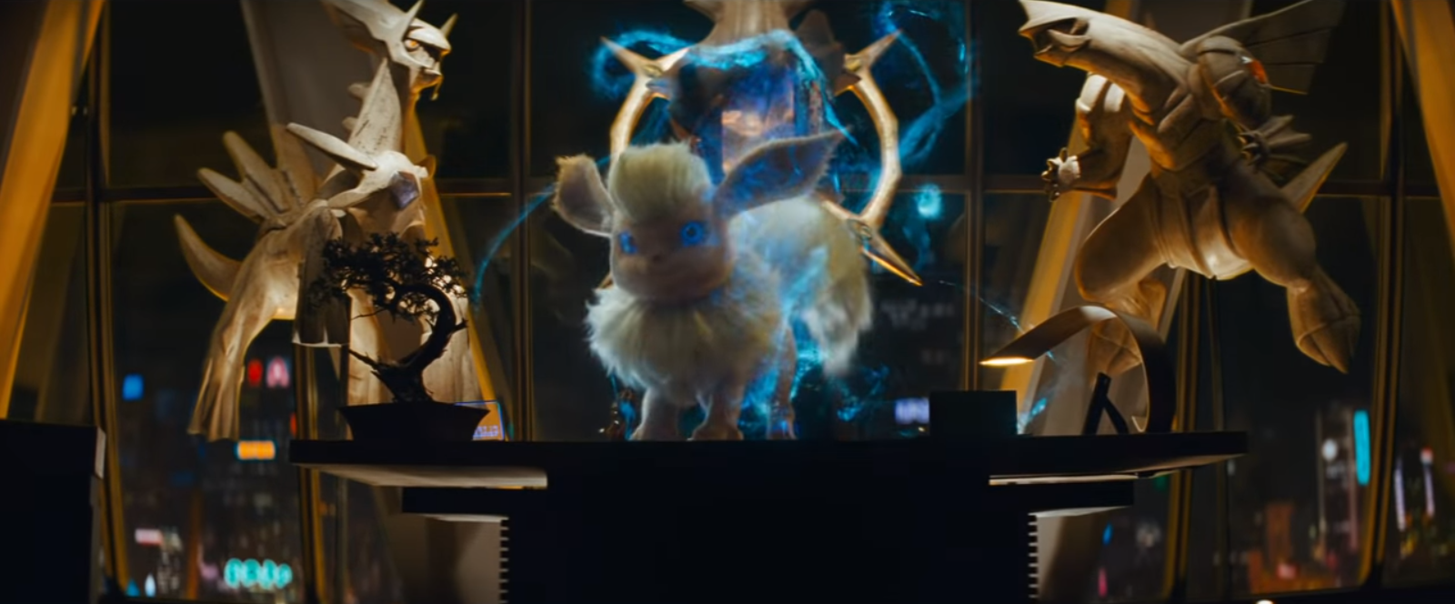 I Really Wanted To See An Eevee From This Movie But Instead I See