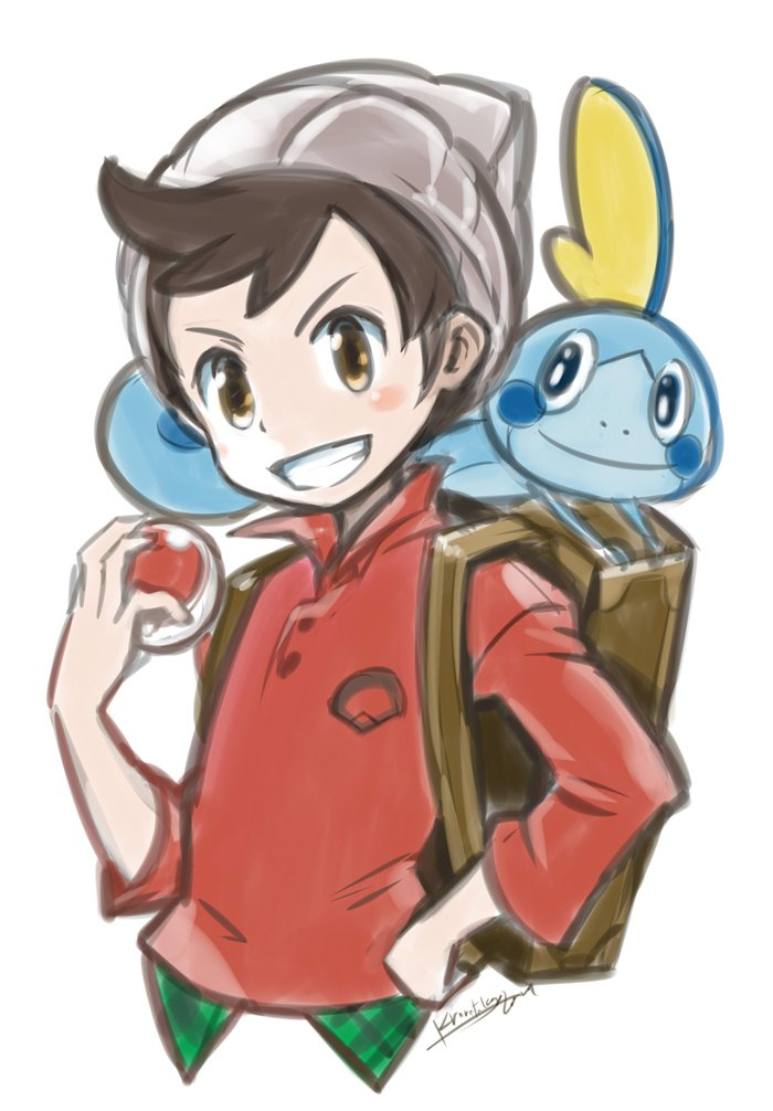 I Found Some Sword Art Online Pokemon Sword And Shield Know Your